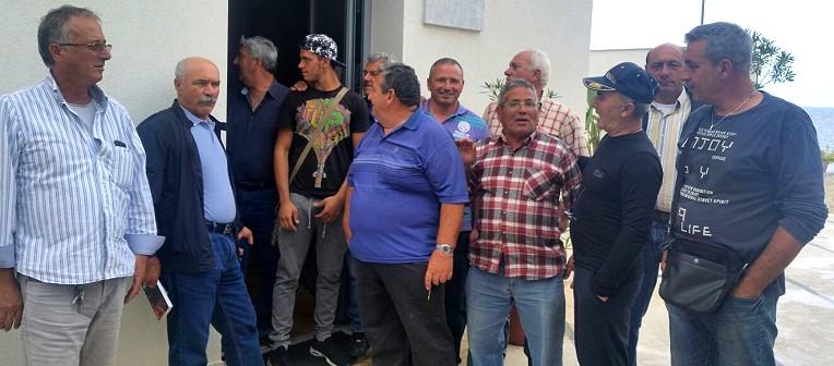 """Pescatori di Isola e Sferracavallo in stato di agitazione: """"Difendiamo il nostro diritto al lavoro!"""""""