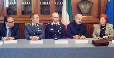 Firmato un protocollo di legalità tra Comune di Isola delle Femmine e Prefettura di Palermo