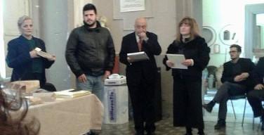 L'isolano Giuseppe Vermiglio vince un premio di poesia a Bagheria