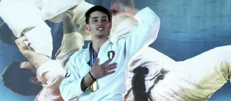 Vincenzo Ciolino è campione del mondo di ju-jitsu!