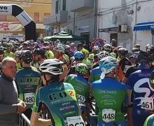 """In bici da Isola delle Femmine a Montelepre, al via la settima edizione della """"Granfondo del Golfo"""""""
