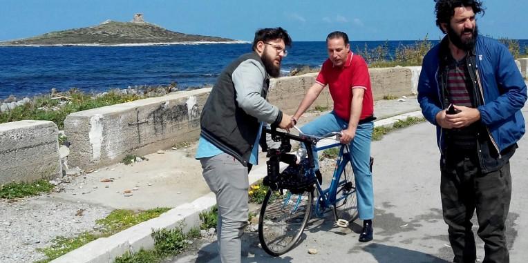 RaiStoria ad Isola delle Femmine per realizzare un docufilm su Falcone e Borsellino