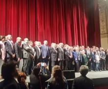 Cerimonia anniversario Autonomia Siciliana, premiati Isola delle Femmine per la differenziata e Mosaicoon