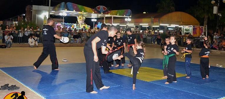 Dynamic Sport Day: arti marziali e danza nella pista di pattinaggio di Isola delle Femmine