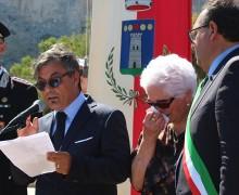 Intitolazione di una piazza di Isola delle Femmine al vicebrigadiere Piombino ucciso dalla mafia
