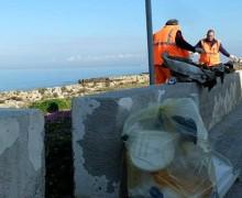 Raccolta rifiuti ad Isola delle Femmine, gli operai entrano in sciopero