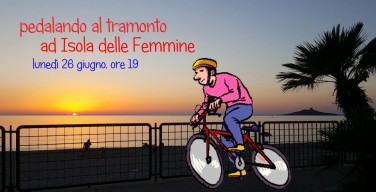 Pedalando al tramonto: inaugurazione della pista ciclabile di Isola delle Femmine