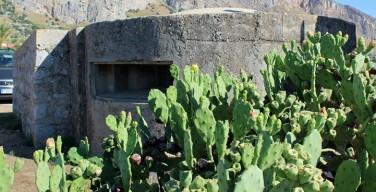 """Visita del fortino militare di Isola delle Femmine e presentazione del libro """"Bombardamenti su Palermo"""""""
