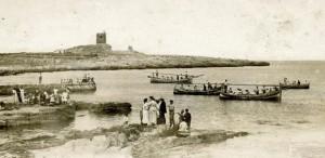 marineria isola delle femmine