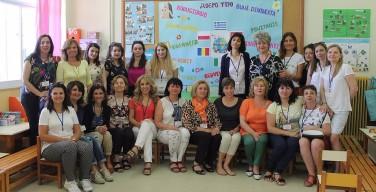 """Capaci, la scuola dell'infanzia """"Rosa Balistreri"""" partecipa ad un progetto Erasmus+ con altre scuole europee"""