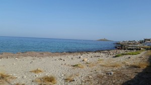 spiaggia isola