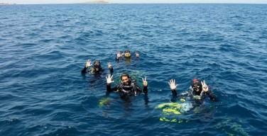 Dive Against Debris: subacquei puliscono i fondali di Isola delle Femmine