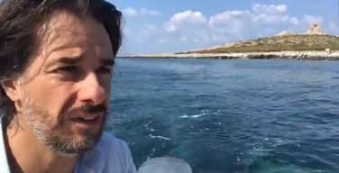 """Il designato assessore all'ambiente Trizzino (M5S) sull'Isola delle Femmine: """"Ecco come rilanceremo le riserve naturali"""""""