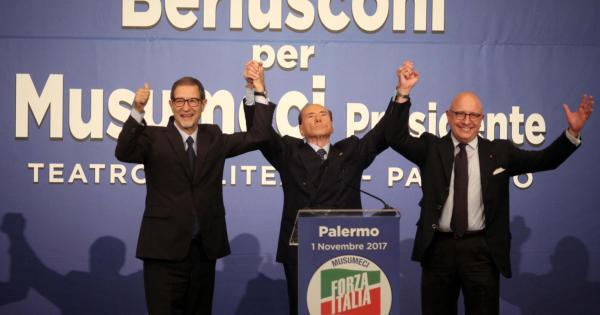 Speciale Elezioni Sicilia 2017: Musumeci è il nuovo Presidente della Regione Siciliana