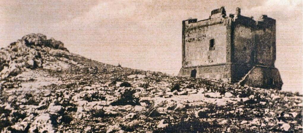 La distruzione della torre di Isola delle Femmine (VIDEO)