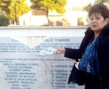 Vandalizzata la stele che ricorda le vittime del mare di Isola delle Femmine