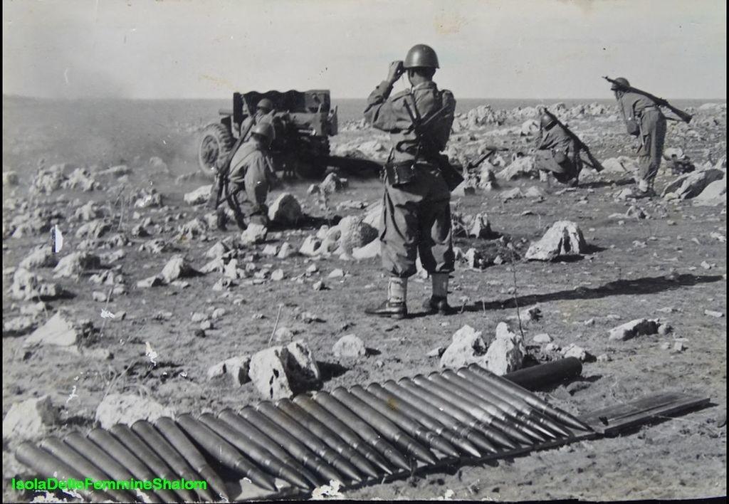 foto soldati isola