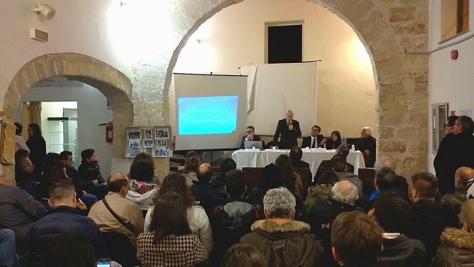 """Capaci, presentazione della misura """"Resto al Sud"""": finanziamento di 50 mila euro per i giovani imprenditori (VIDEO)"""