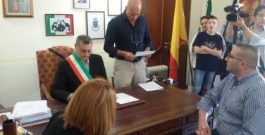 Il sindaco di Capaci azzera la giunta municipale
