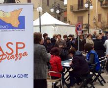"""Festa della donna all'insegna della prevenzione: """"Asp in piazza"""" ad Isola delle Femmine"""