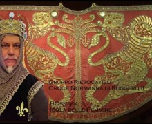 """Il gruppo rievocativo """"Croce Normanna di Ruggero II"""" ad Isola delle Femmine per la festa del pane"""