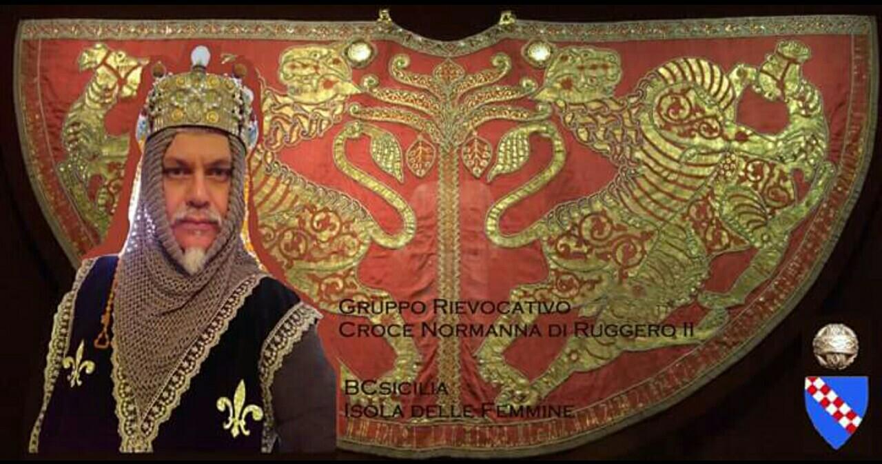 Il corteo storico di Ruggero II ad Isola delle Femmine per la festa di San Giuseppe (VIDEO)