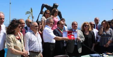 Immigrant's celebration 2018: conferita cittadinanza onoraria di Isola delle Femmine ad Albert Seeno (VIDEO)