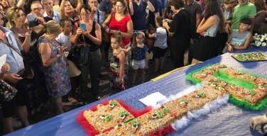"""Ad Isola delle Femmine torna la tradizione della """"Chiavi ri San Pietru"""" e del ventaglio alle future spose"""