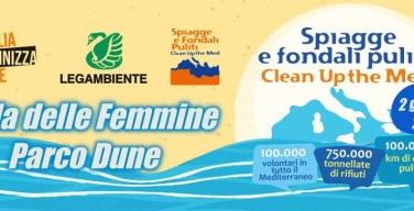 Isola delle Femmine, Legambiente organizza la pulizia del Parco Dune