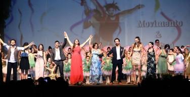 """Presso Villa Pantelleria va in scena lo spettacolo """"Il sogno di Aurora"""" realizzato da Movimento&Danza"""