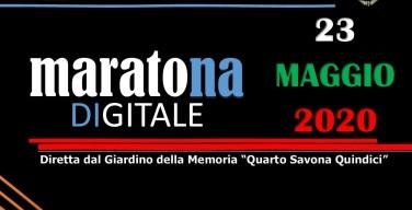 """#MaratonaDigitale23maggio dal giardino della memoria """"Quarto Savona Quindici"""" di Isola delle Femmine"""