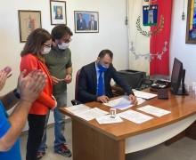 Si forma la Giunta Nevoloso. Il nuovo vicesindaco è Maria Grazia Bruno (VIDEO)
