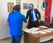 Il sindaco Nevoloso forma la sua giunta: assegnate le deleghe agli assessori