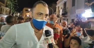 """Orazio Nevoloso è il nuovo sindaco di Isola delle Femmine: """"E' la vittoria del Paese"""" (VIDEO)"""