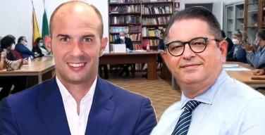 Il nuovo Consiglio Comunale: Piero Rappa lascia il suo gruppo e viene eletto Presidente. Dionisi eletto Vice Presidente