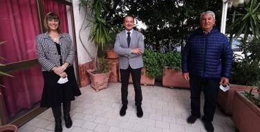 """Isola, i consiglieri Benedetto Nevoloso e Giovanna Billeci aderiscono a """"Forza Italia"""""""
