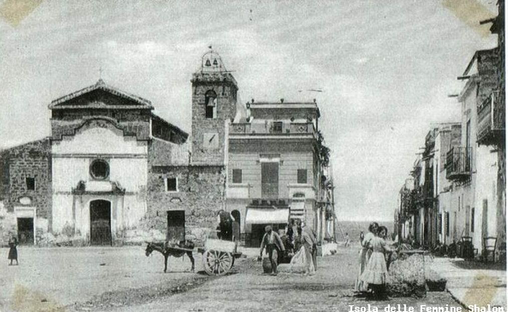 chiesa isola antica